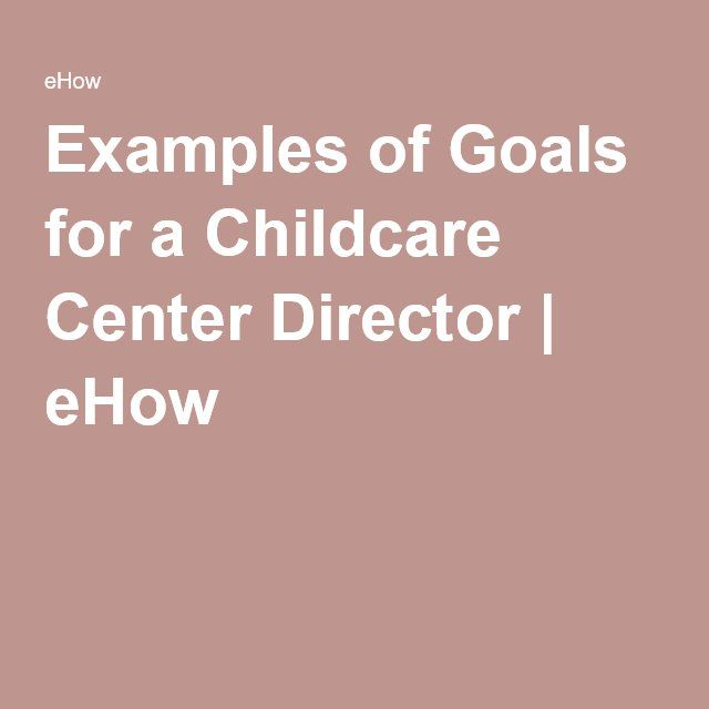 example of onflicts of interest in childcare