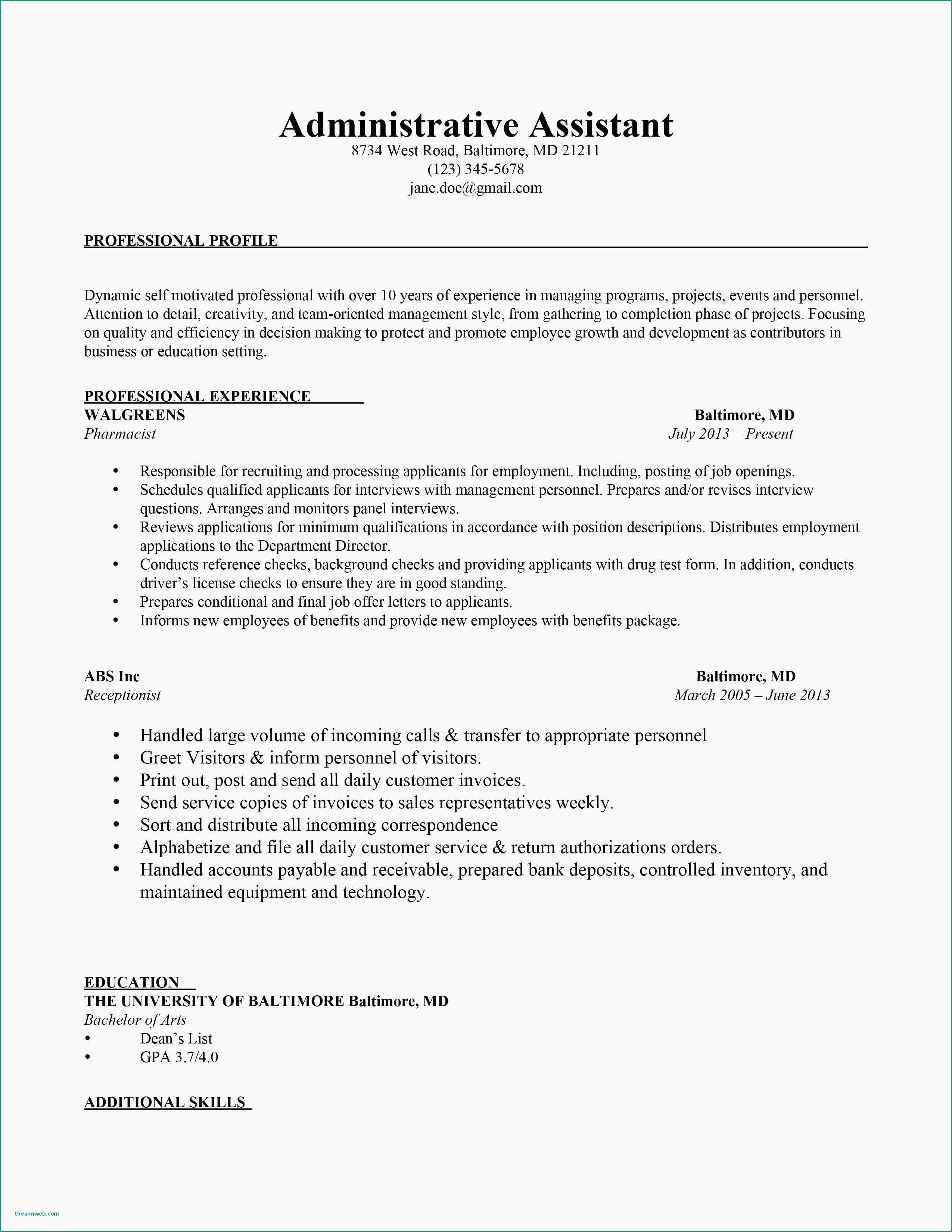 introduction letter for cv example