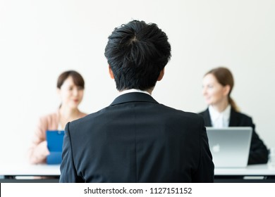 job interview self introduction example