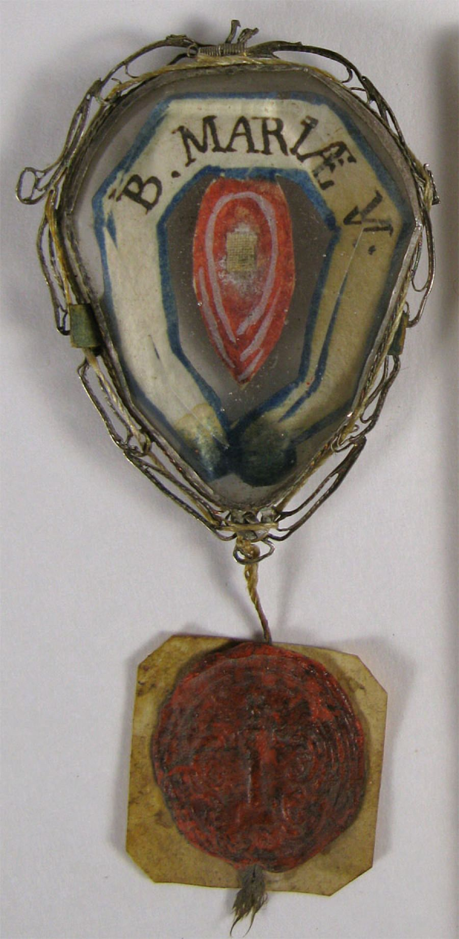 example of a relic in the catholic christian tradition