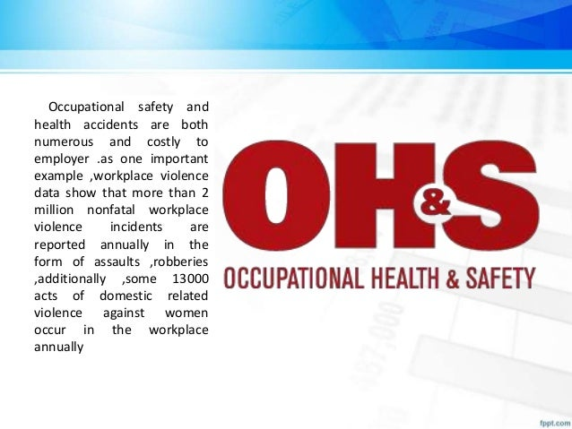 example of workplace health and safety committee