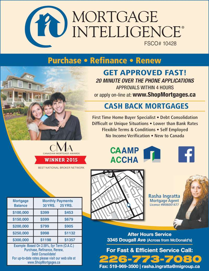 example of an advertisement for a buyers agent flyer
