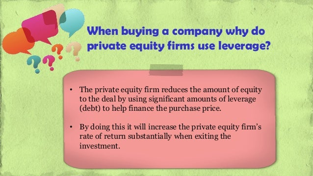 investment banking pitch book example