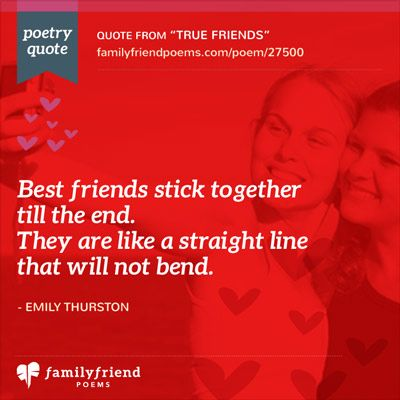 example of quotes about friendship