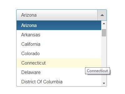 jquery ui multiselect dropdown example