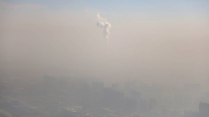 smog is an example of