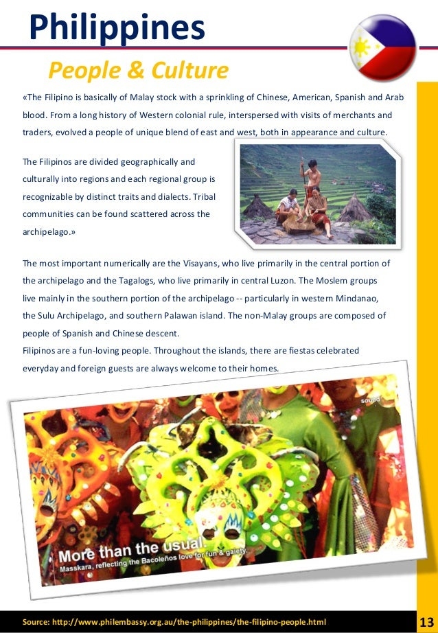 example of travel brochure in philippines