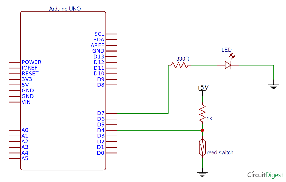 arduino spi multiple devices example