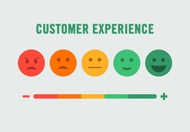 example of customer service experience in business