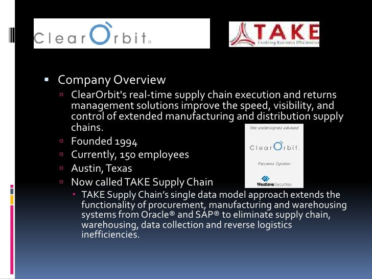 big data in supply chain case study example
