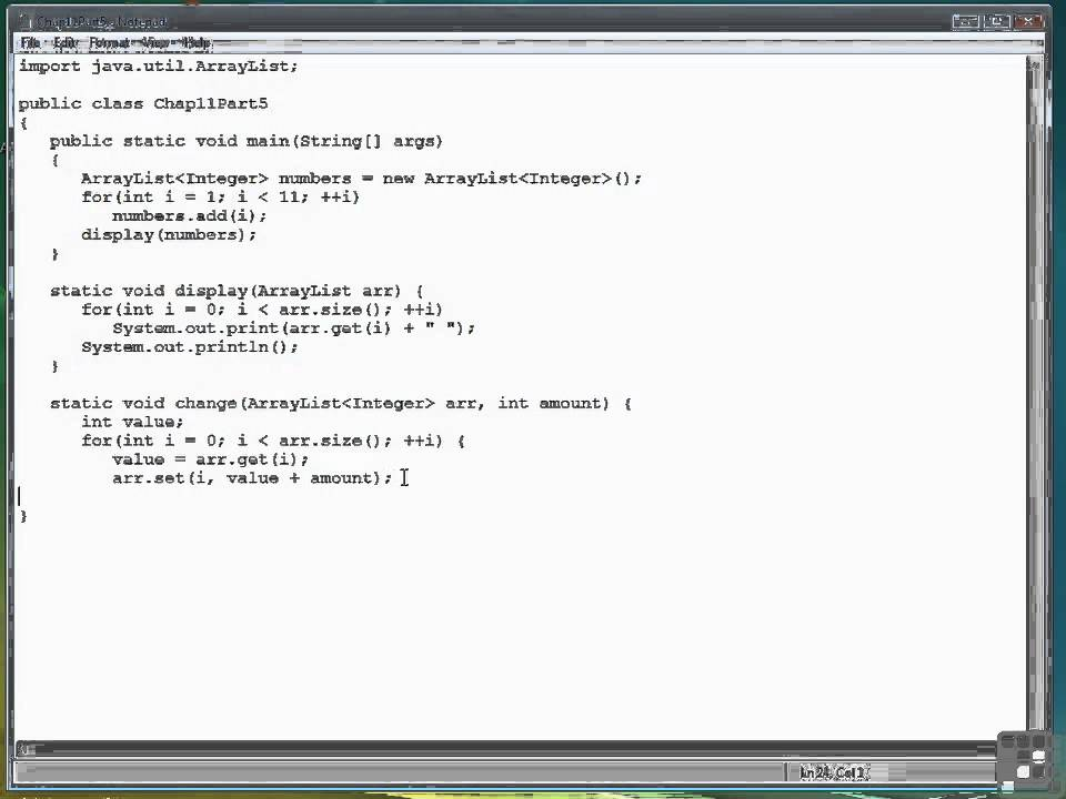 message passing in java with example program