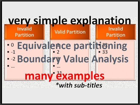 equivalence class partitioning example pdf