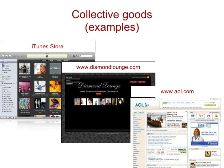 stock of goods is an example of
