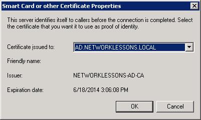 microsoft nps eap-tls configuration example