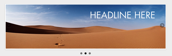 simple image slider in html example