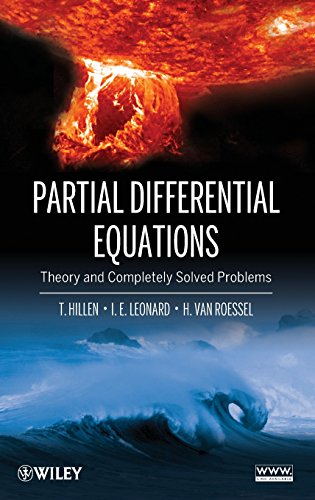 partial differential equations separation of variables example