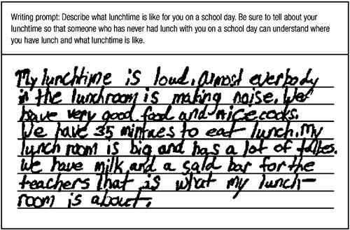 example of written constructive feedback
