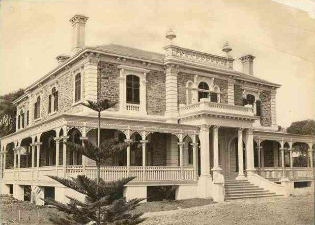 brislington house parramatta example of an austr