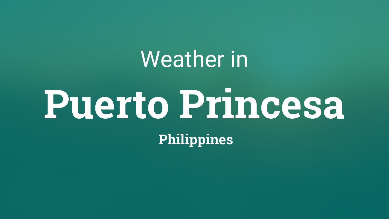 weather forecast script example philippines