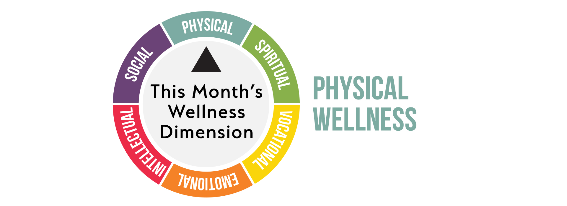 example of physical health dimension