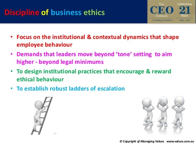 example of bribery in business ethics