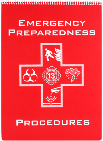 example of emergency situation and response procedure