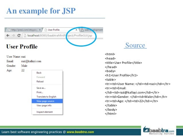 convert string to integer in jsp example