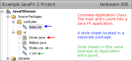 css style sheet example in asp.net