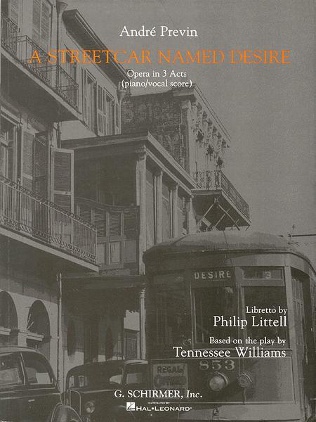 a streetcar named desire essay example