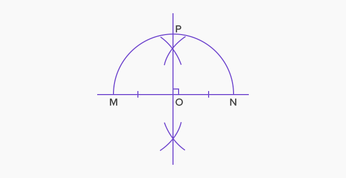 degree measure of an arc example