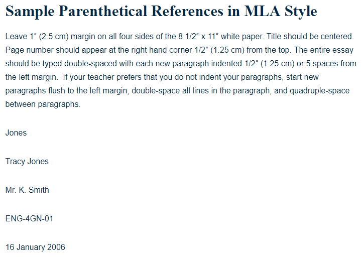 example of an assignment with harvard referencing