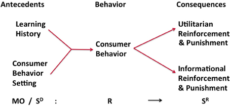 example of contingeny model in org behaviour