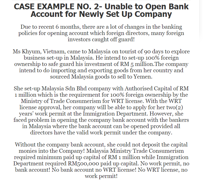 example of open tender in malaysia