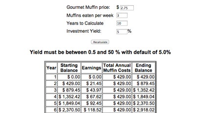 how to calculate opportunity cost example