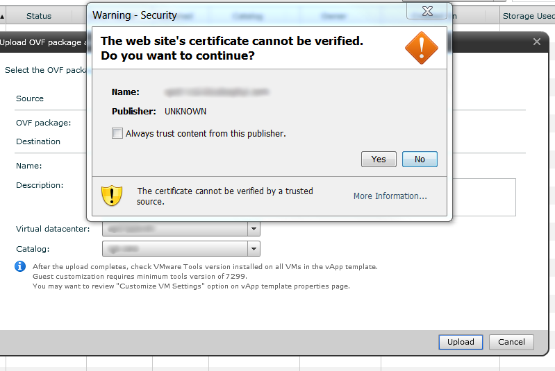 openssl verify certificate chain example