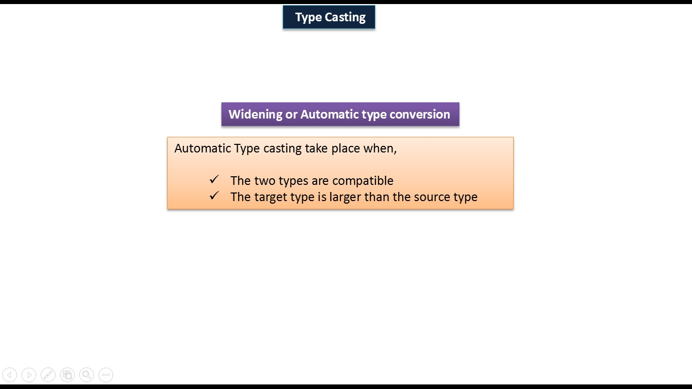 type erasure in java example