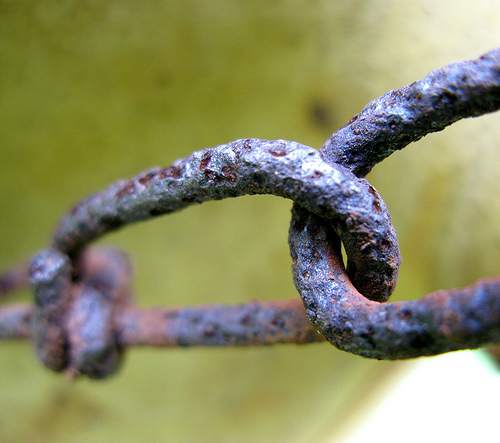 what is rust an example of