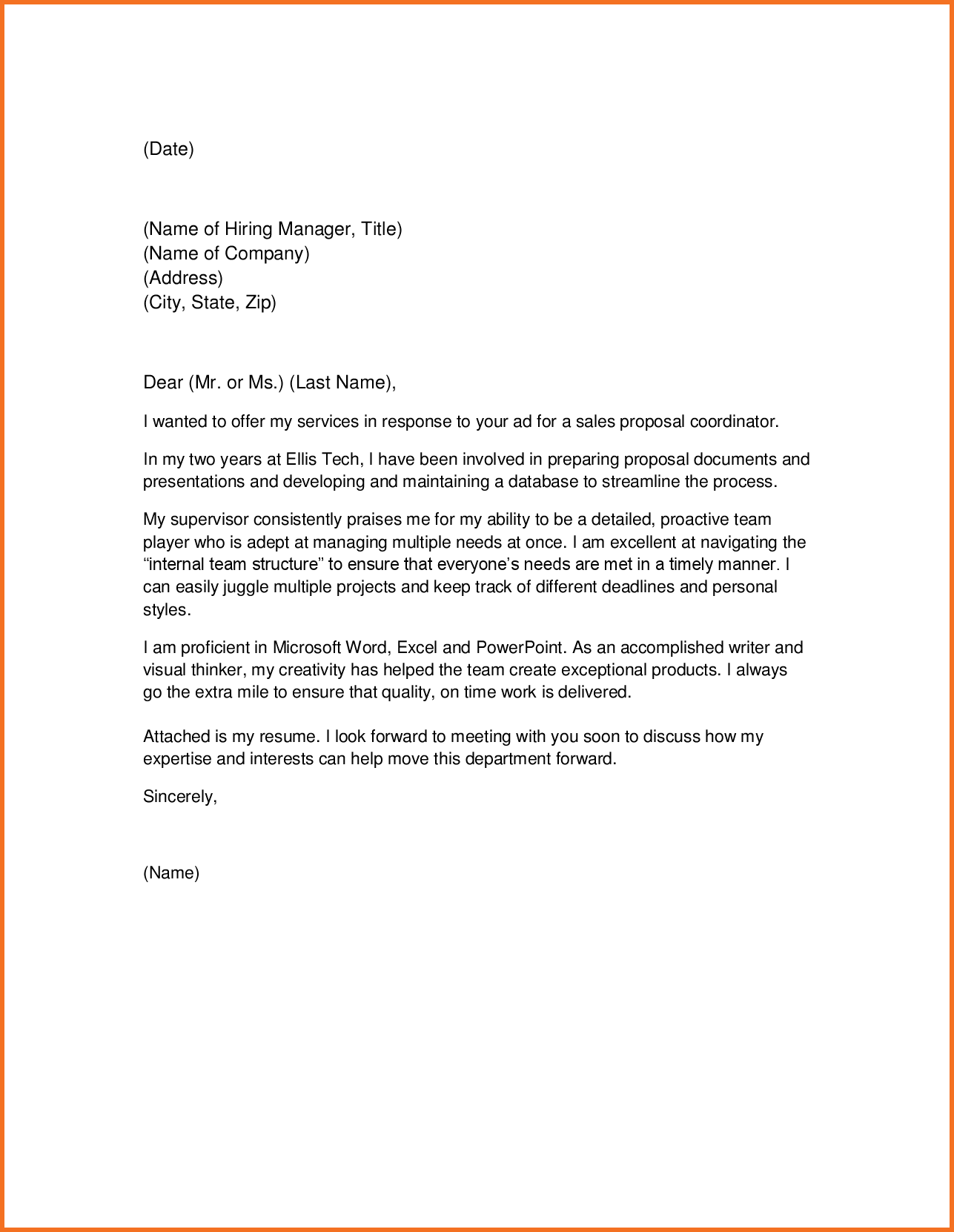 writing a letter of complaint example